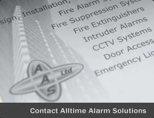 Alltime Alarm Solutions | Domestic and Commercial Installations